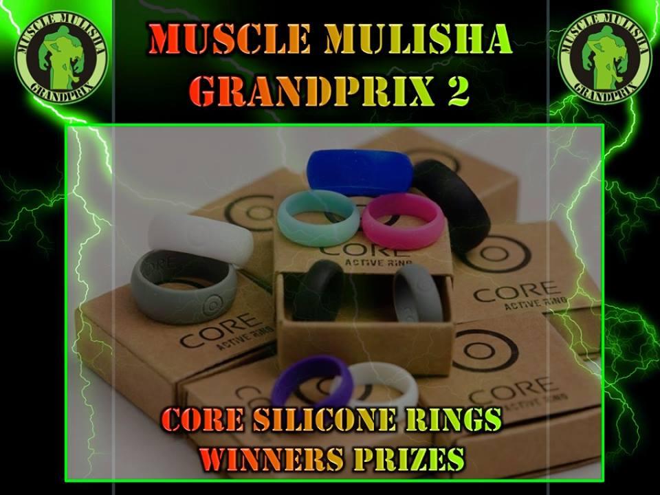 Muscle Malisha Core Silicone Rings